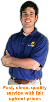 Picture of Matt Robinson, licensed plumber in Emmaus, PA